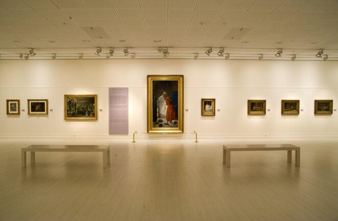 Exposer dans une galerie, c'est installer une relation de désir