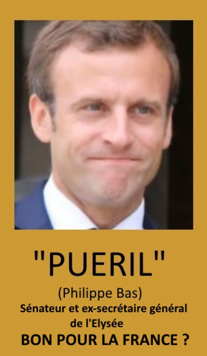 Puéril © d'après Philippe Bas