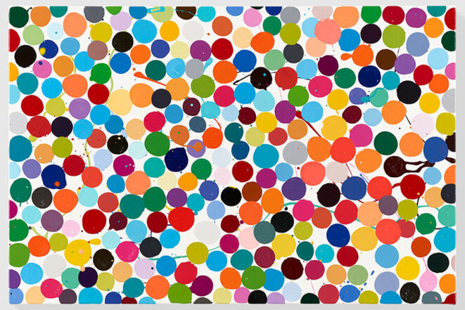 Grapefruit (2016) © Damien Hirst and Science Ltd - DACS