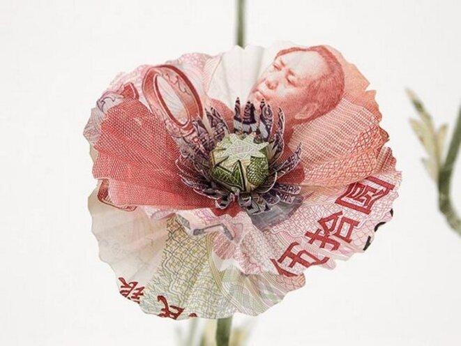 fleur-en-billet-de-banque-art-et-argent-16