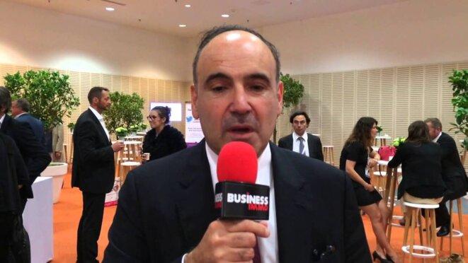 Philippe Journo Président de la Compagnie de Phalsbourg