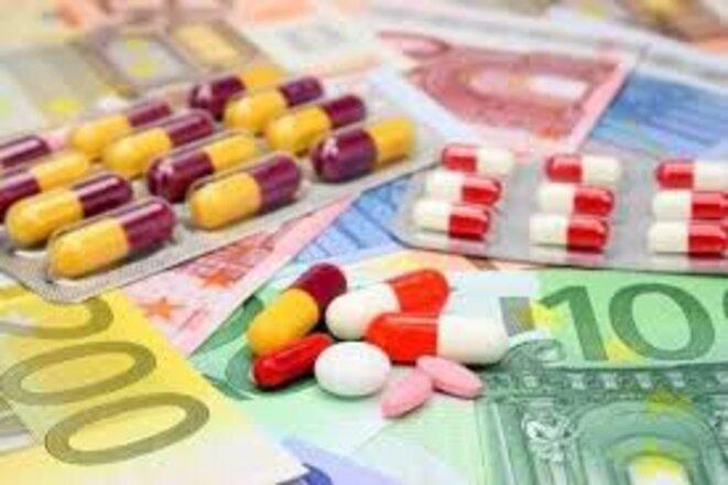 L'industrie pharmaceutique (avec celle de l'armement) est la plus lucrative dans le capitalisme