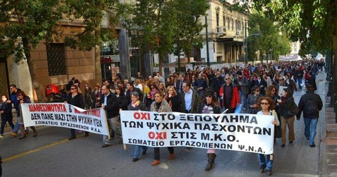 En Grèce, en France, partout dans le monde il faut lutter pour faire advenir des solutions radicales et humanistes!