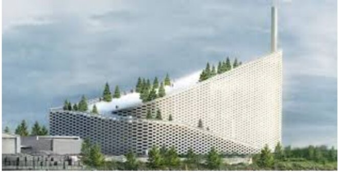 Figure 4 © Agence BIG   Ammagger Bakke, architecte : Bjarke Ingels