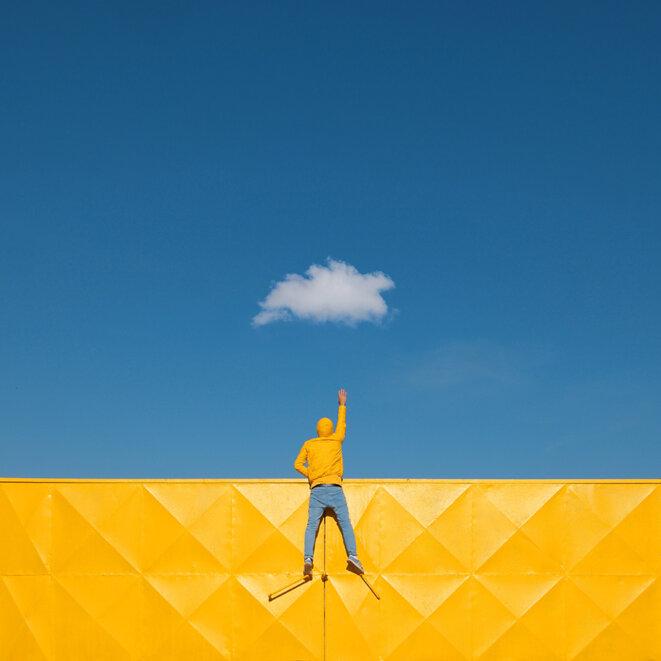 © Yener Torun – The first step