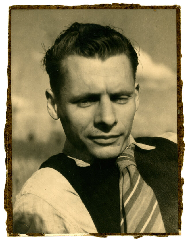 Jean Meckert à la fin de l'année 1940