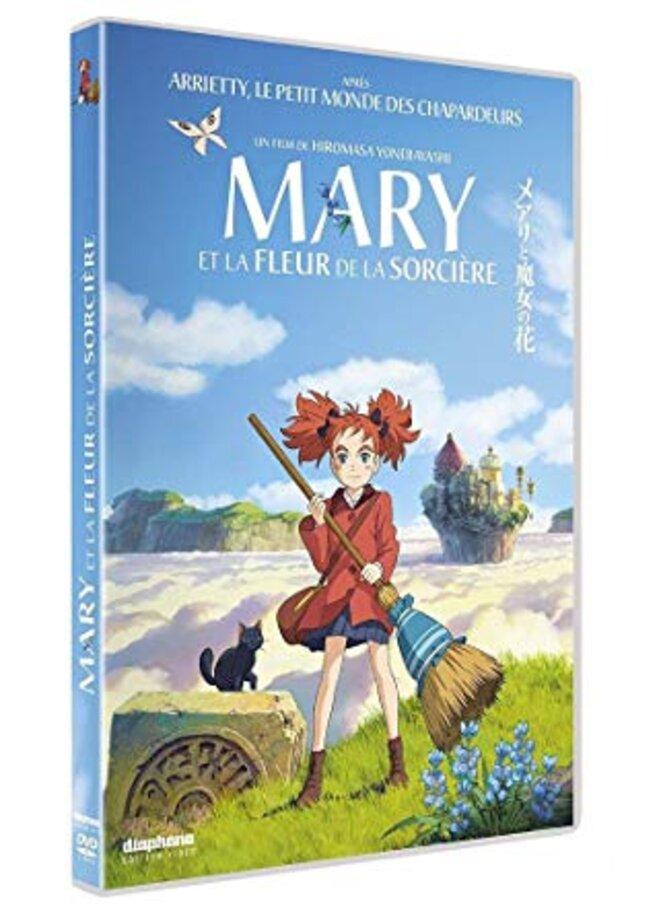 dvd-mary-et-la-fleur