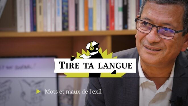 tiretalangue