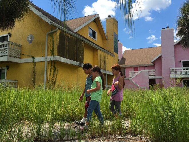 """The Florida Project"" de Sean Baker © Le Pacte"