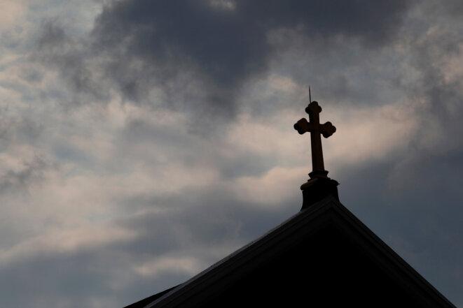 Une église de Pittsburgh, Pennsylvanie, le 14 août 2018. © Reuters/Jason Cohn