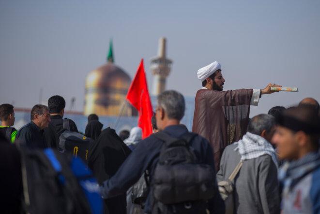 Pèlerinage d'Arba'een © Mostafameraji