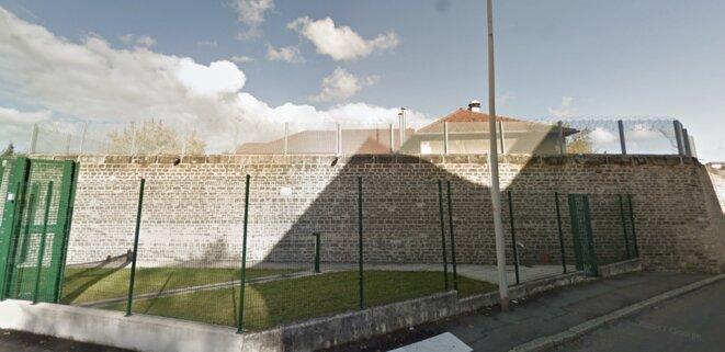 La prison de Montbéliard. © Capture d'écran Google map