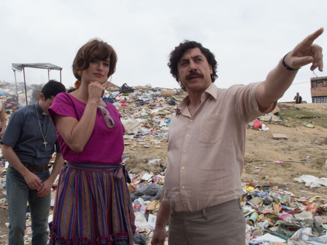 """"""" Escobar"""" de Fernando León de Aranoa © DR"""
