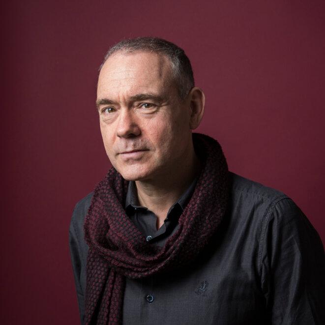 Christophe Boltanski © Philippe Matsas