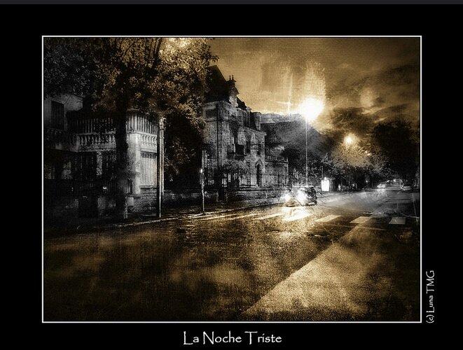 La Noche Triste © Luna TMG