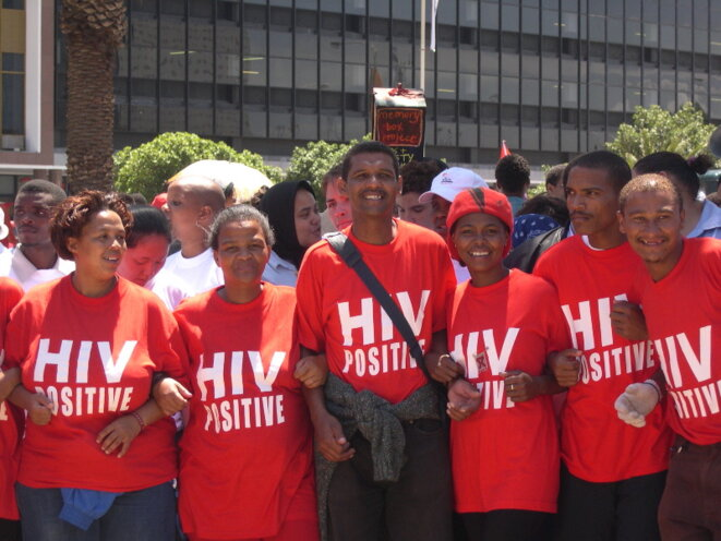 The Treatment Action Campaign (TAC) is a South African HIV/AIDS activist organisation, having forced the former government of SA to begin making antiretroviral drugs available.
