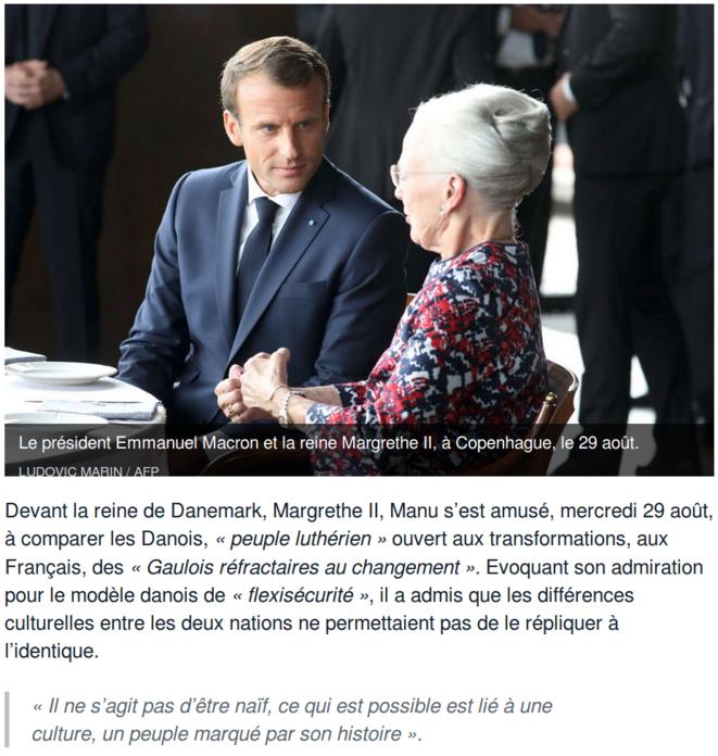 https://www.lemonde.fr/emmanuel-macron/article/2018/08/29/emmanuel-macron-compare-les-francais-a-des-gaulois-refractaires-au-changement_5347766_5008430.html