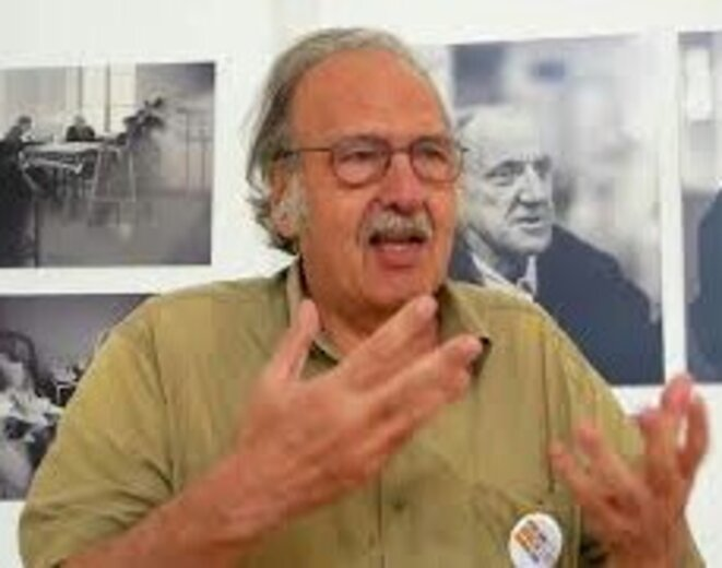 Dr. Theodoros Megaloeconomou is a pioneering psychiatrist, a leading figure in psychiatric reform in Greece, former head of the 9th Department of Psychiatry at the Psychiatric Hospital in Athens, and an activist for the unconditional acceptance of refugees and health care for all.