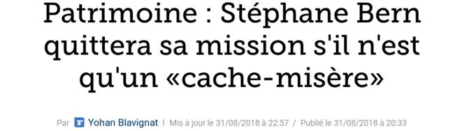http://www.lefigaro.fr/culture/2018/08/31/03004-20180831ARTFIG00360-patrimoine-stephane-bern-quittera-sa-mission-s-il-n-est-qu-un-cache-misere.php