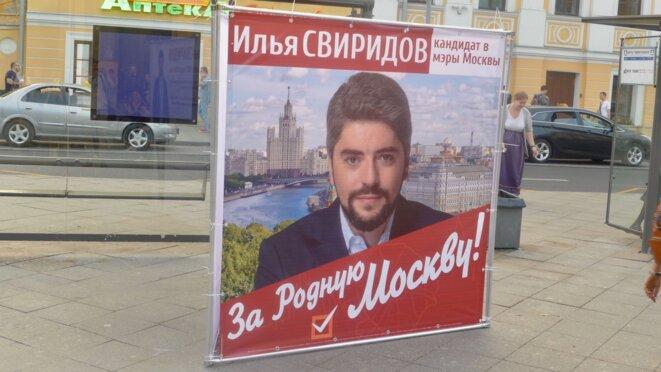 Pour notre Moscou natale ! © CB