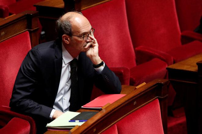 Éric Woerth, le 15 novembre 2017, à l'Assemblée nationale. © Reuters