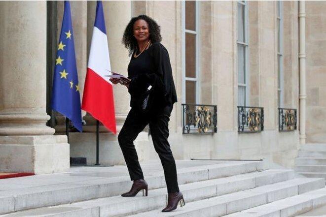 La ministre Laura Flessel a quitté le gouvernement ce mardi 4 septembre. © Benoit Tessier / Reuters