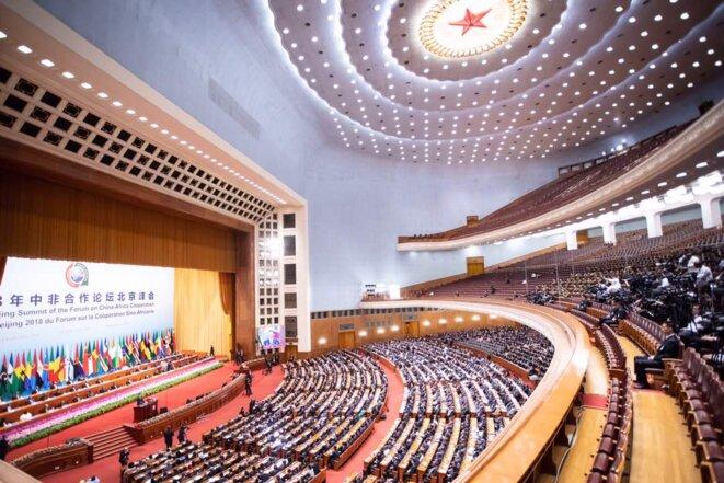 ouverture-du-3eme-sommet-du-forum-sur-la-cooperation-sino-africaine-fcsa-2018-grand-palais-du-peuple-grande-salle-doree