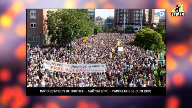 «Les manifs de juin ont rassemblé des participants par dizaines de milliers» © LPL