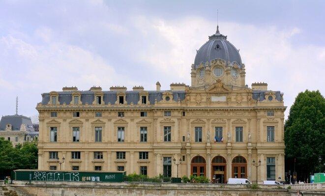 Le tribunal de commerce de Paris © Wikipédia/CC BY-SA 3.0