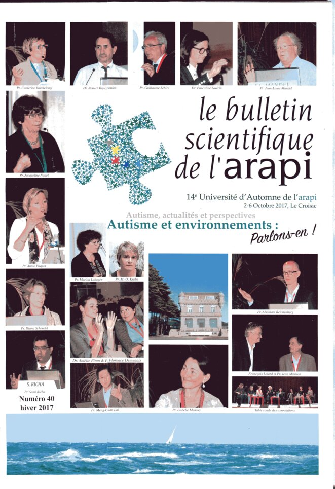 Bulletin scientifique de l'ARAPI n°40 © ARAPI
