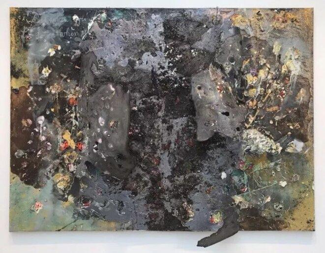 Anselm Kiefer, «Für Andrea Emo », 2013-2017 ©A. Kiefer, galerie Th. Ropac