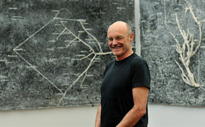 Anselm Kiefer en 2011 © Alamy - The Telegraph