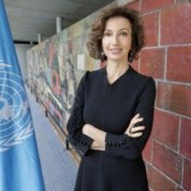 Mme Audrey Azoulay, Directrice générale Message à l'occasion de la Journée internationale de l'alphabétisation 2018