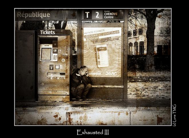 Exhausted / Ereinté III © Luna TMG