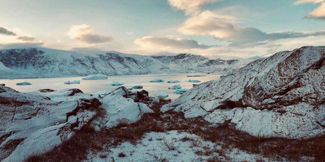 Le réchauffement climatique se montre à Uummannatsiaq, Groenlande © Loïc Blaise / CC-BY-SA 4.0int