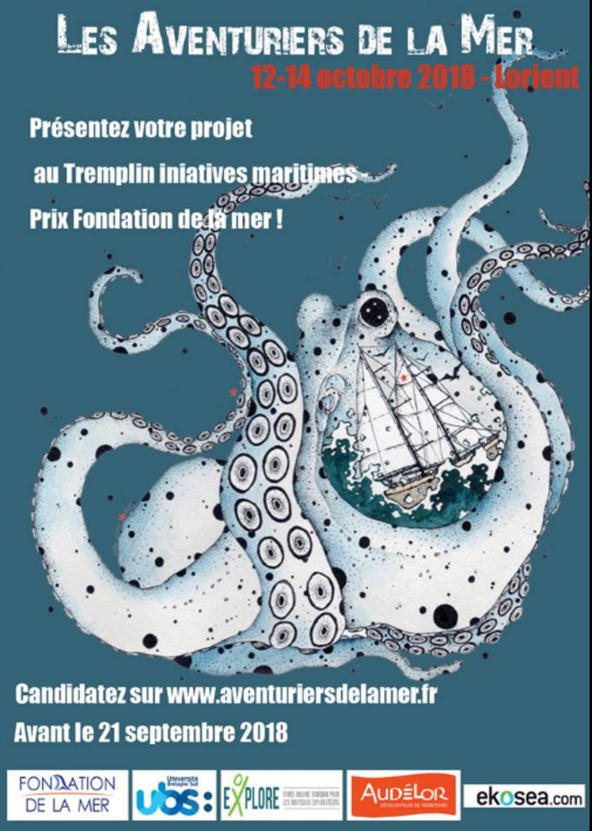 Tremplin de l'initiative maritime - Fondation de la mer