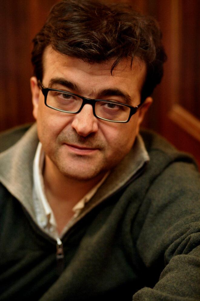 Javier Cercas (DR).