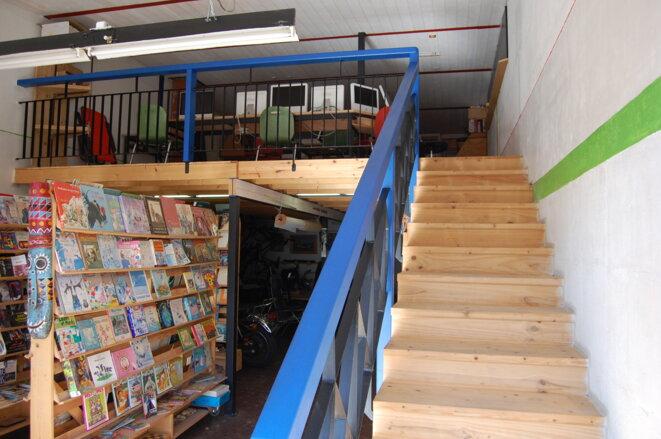 escalier-social