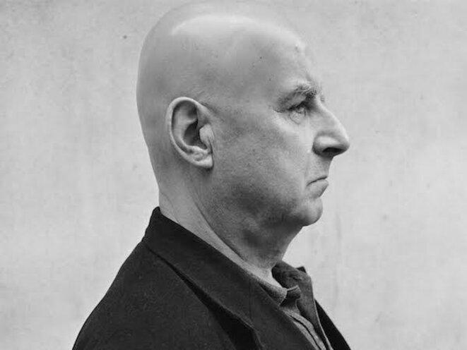 Pierre Guyotat © Jean-Luc Bertini