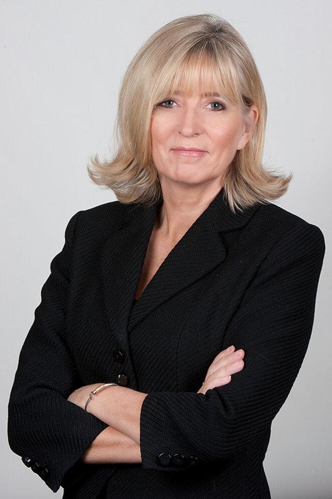 La Médiatrice de l'Union Européenne, Emily O'Reilly. © Services audiovisuels de la Commission européenne.