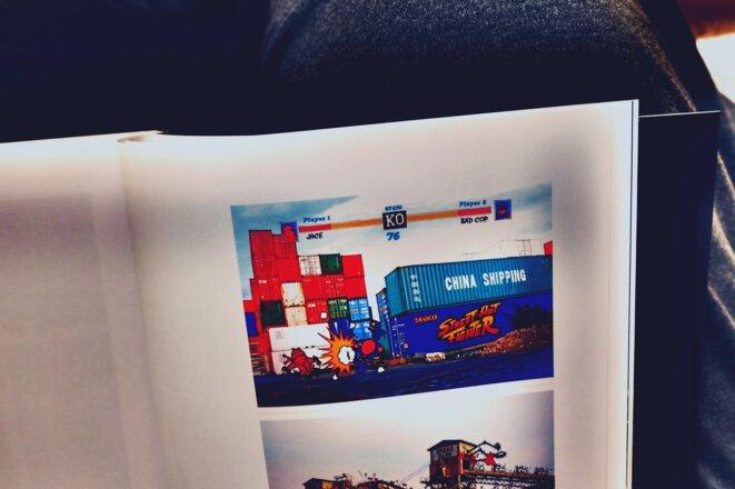Le livre de Jace © Jace et Fabienne Jonca