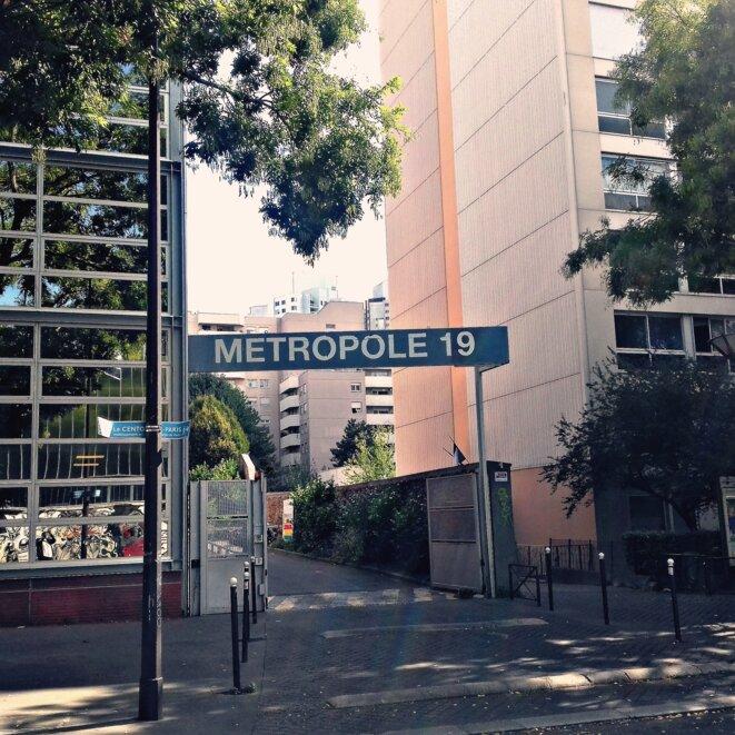 La metropole 19 © thomas julien