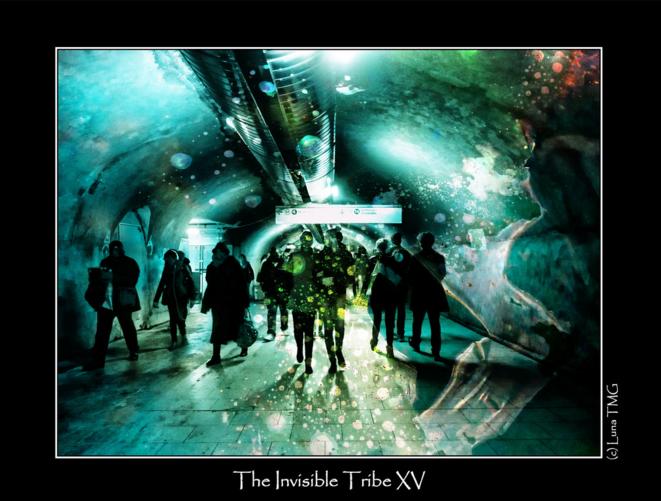 The invisible tribe XV © Luna TMG