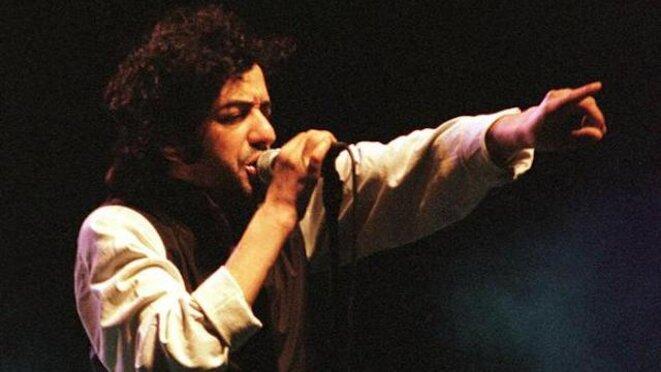 Rachid Taha en 2000. © Reuters