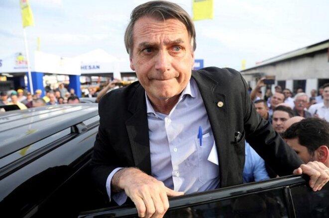 L'opposition des femmes à Jair Bolsonaro menace sa campagne © Reuters