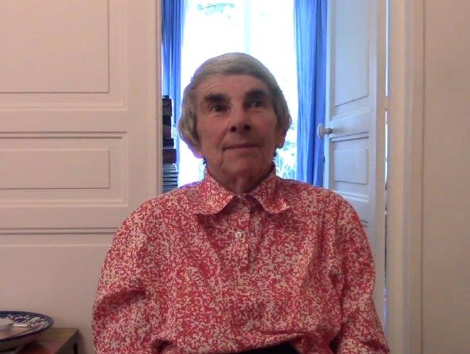 Marianne Debouzy, née en 1929 : quatre vidéos dans l'article