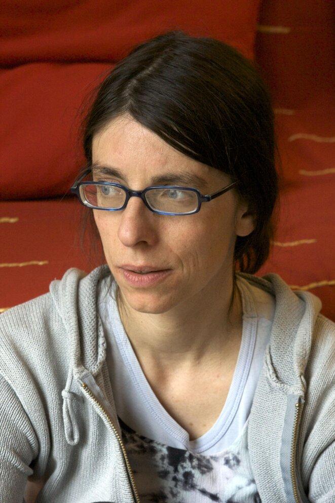 Emmanuelle Pagano © Hélène Bamberger