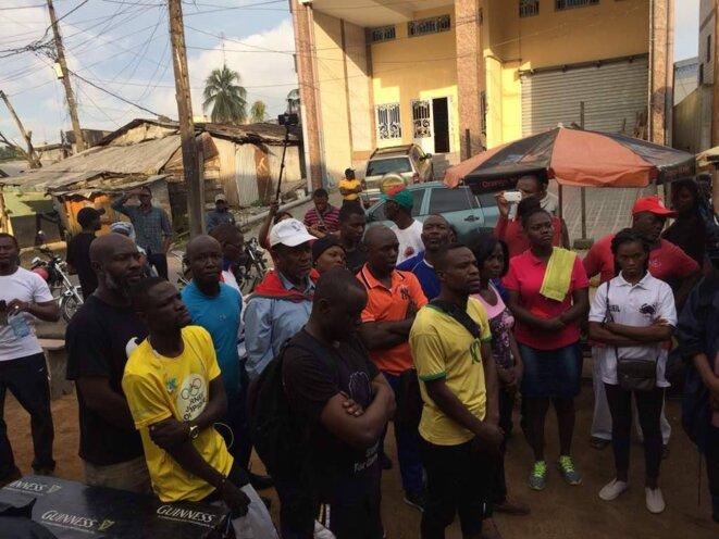 Marche sportive de Douala en commémoration de la semaine des héros et martyrs, du 7 au 15 septembre.