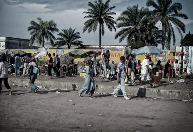 Kinshasa en 2013 © Ch. Rigaud - Afrikarabia