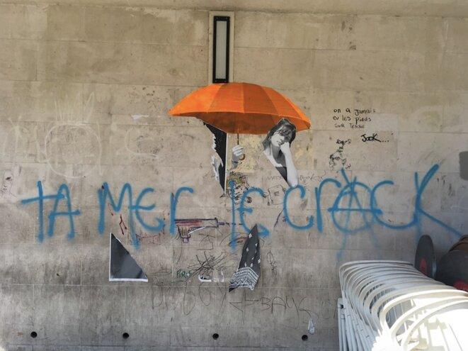 A Paris, le 19 septembre 2018. © Mediapart / Justine Brabant